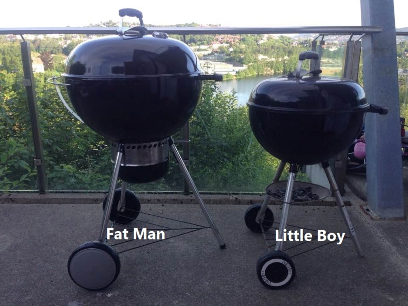 Fat Man & Little Boy